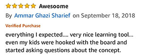 Amazon Review from Ammar