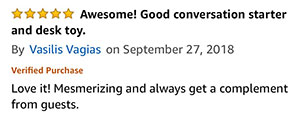 Amazon Review from Vasilis