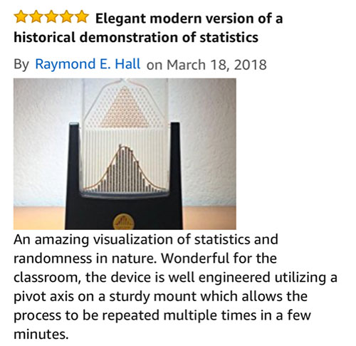 Raymond Hall Amazon Review