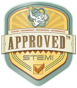 Stem Approved Badge
